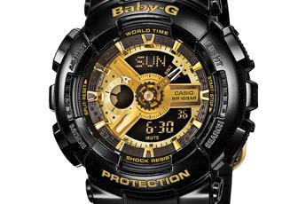 Baby-G BA-110 Uhrzeit Einstellen / Casio 5338