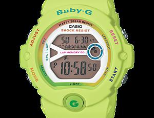 Baby-G BG-6903 Uhrzeit Einstellen / Casio 3408