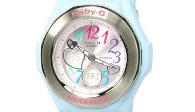 Baby-G BGA-101 Uhrzeit Einstellen / Casio 5070