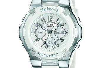 Baby-G BGA-110 Uhrzeit Einstellen / Casio 5001