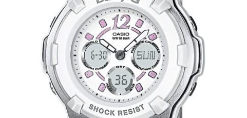 Baby-G BGA-112 Uhrzeit Einstellen / Casio 5001