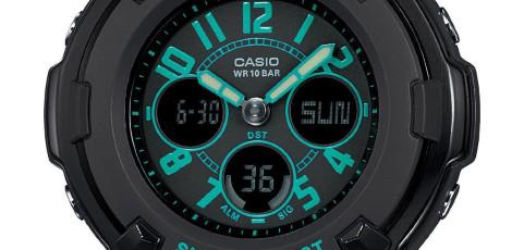 Baby-G BGA-117 Uhrzeit Einstellen / Casio 5001