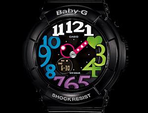 Baby-G BGA-131 Uhrzeit Einstellen / Casio 5194