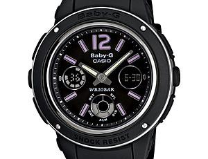 Baby-G BGA-150 Uhrzeit Einstellen / Casio 5257