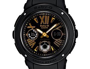 Baby-G BGA-153 Uhrzeit Einstellen / Casio 5257