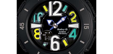 Baby-G BGA-171 Bedienungsanleitung / Casio 5332