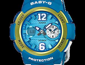 Baby-G BGA-210 Bedienungsanleitung / Casio 5465