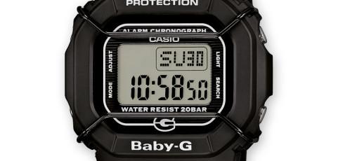 Baby-G BGD-500 Alarmzeit Einstellen / Casio 3290