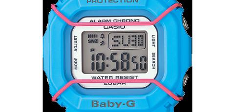 Baby-G BGD-501 Alarmzeit Einstellen / Casio 3290