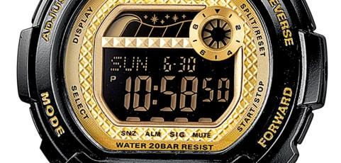 Baby-G BLX-100 Alarmzeit Einstellen / Casio 3265