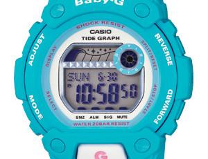 Baby-G BLX-102 Alarmzeit Einstellen / Casio 3265