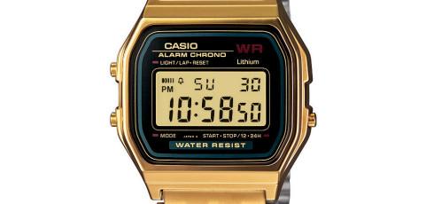 Casio Uhr Einstellen