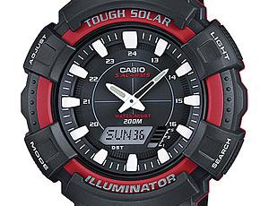 Casio AD-S800 Alarmzeit Einstellen / Casio 5208