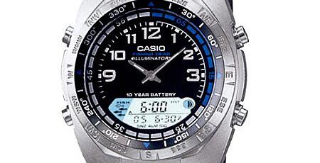 Casio AMW-700 Bedienungsanleitung / Casio 3768