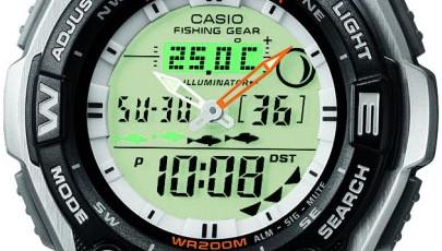 Casio AQW-101 Alarmzeit Einstellen / Casio 5056