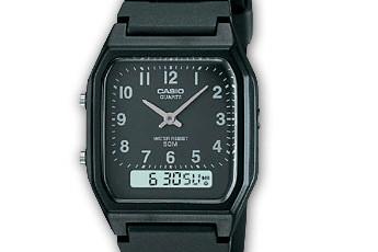 Casio AW-48 Alarmzeit Einstellen / Casio 3321