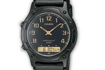 Casio AW-49 Alarmzeit Einstellen / Casio 3321
