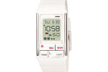 Casio LDF-52 Uhrzeit Einstellen / Casio 3171