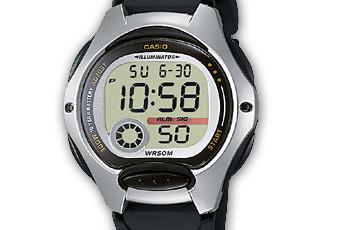 Casio LW-200 Uhrzeit Einstellen / Casio 2672