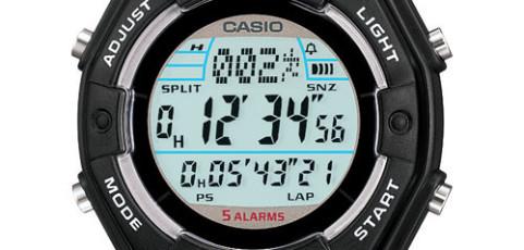 Casio LW-S200 Uhrzeit Einstellen / Casio 3197