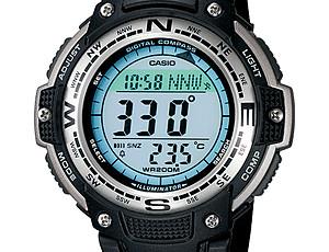 Casio SGW-100 Uhrzeit Einstellen / Casio 3157