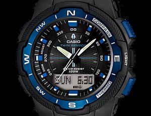 Casio SGW-500 Uhrzeit Einstellen / Casio 5269