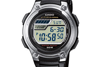 Casio W-212 Uhrzeit Einstellen / Casio 3149