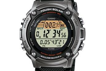 Casio W-S200 Alarmzeit Einstellen / Casio 3197