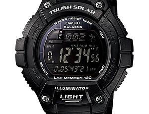 Casio W-S220 Alarmzeit Einstellen / Casio 3271