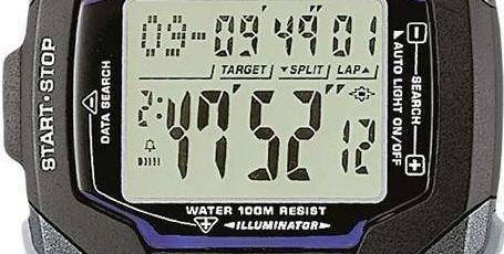 Casio WS-110 Alarmzeit Einstellen / Casio 2038
