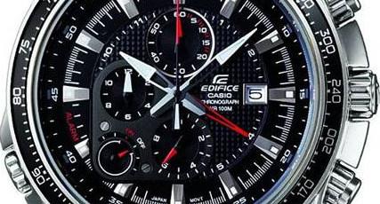 Edifice EF-545 Uhrzeit Einstellen / Casio 2714