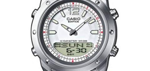 Edifice EFA-118 Uhrzeit Einstellen / Casio 2747
