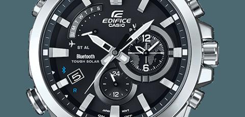 Edifice EQB-510 Uhrzeit Einstellen / Casio 5429