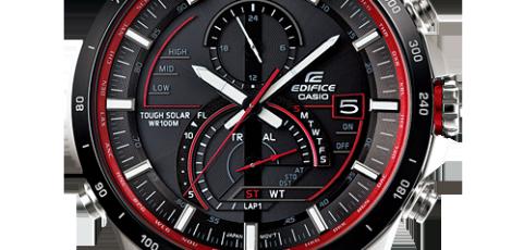 Edifice EQS-A500 Uhrzeit Einstellen / Casio 5289