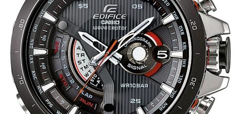 Edifice EQW-A1000 Uhrzeit Einstellen / Casio 5142