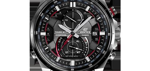 Edifice EQW-A1200 Uhrzeit Einstellen / Casio 5325