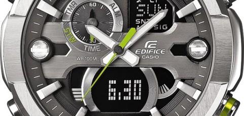 Edifice ERA-201 Alarmzeit Einstellen / Casio 5418