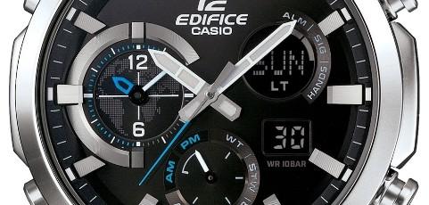 Edifice ERA-500 Alarmzeit Einstellen / Casio 5446