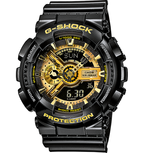 how to set casio g shock watch 5146