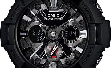 G-Shock GA-201 Alarmzeit Einstellen / Casio 5229