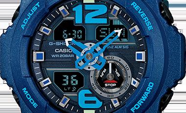 G-Shock GA-310 Alarmzeit Einstellen / Casio 5357
