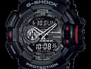 G-Shock GA-400 Alarmzeit Einstellen / Casio 5398