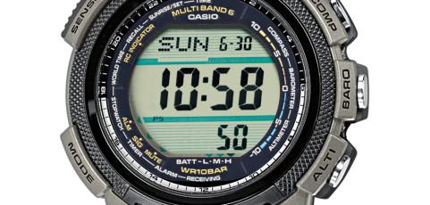 ProTrek PRW-2000 Alarmzeit Einstellen / Casio 3172