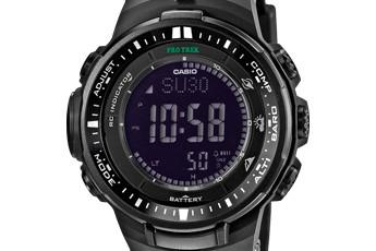 ProTrek PRW-3000 Alarmzeit Einstellen / Casio 3414
