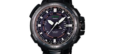 ProTrek PRX-7000 Alarmzeit Einstellen / Casio 5242