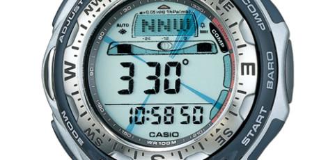 ProTrek SPF-40 Alarmzeit Einstellen / Casio 2273