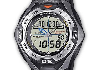 ProTrek SPF-60 Alarmzeit Einstellen / Casio 2782