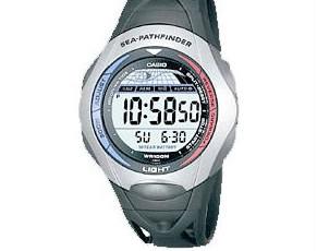 ProTrek SPS-300 Alarmzeit Einstellen / Casio 2572