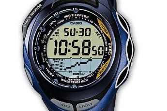 ProTrek SPW-1000 Alarmzeit Einstellen / Casio 3047