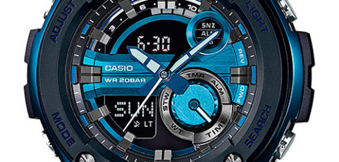 G-Shock GST-200 Bedienungsanleitung / Casio 5475
